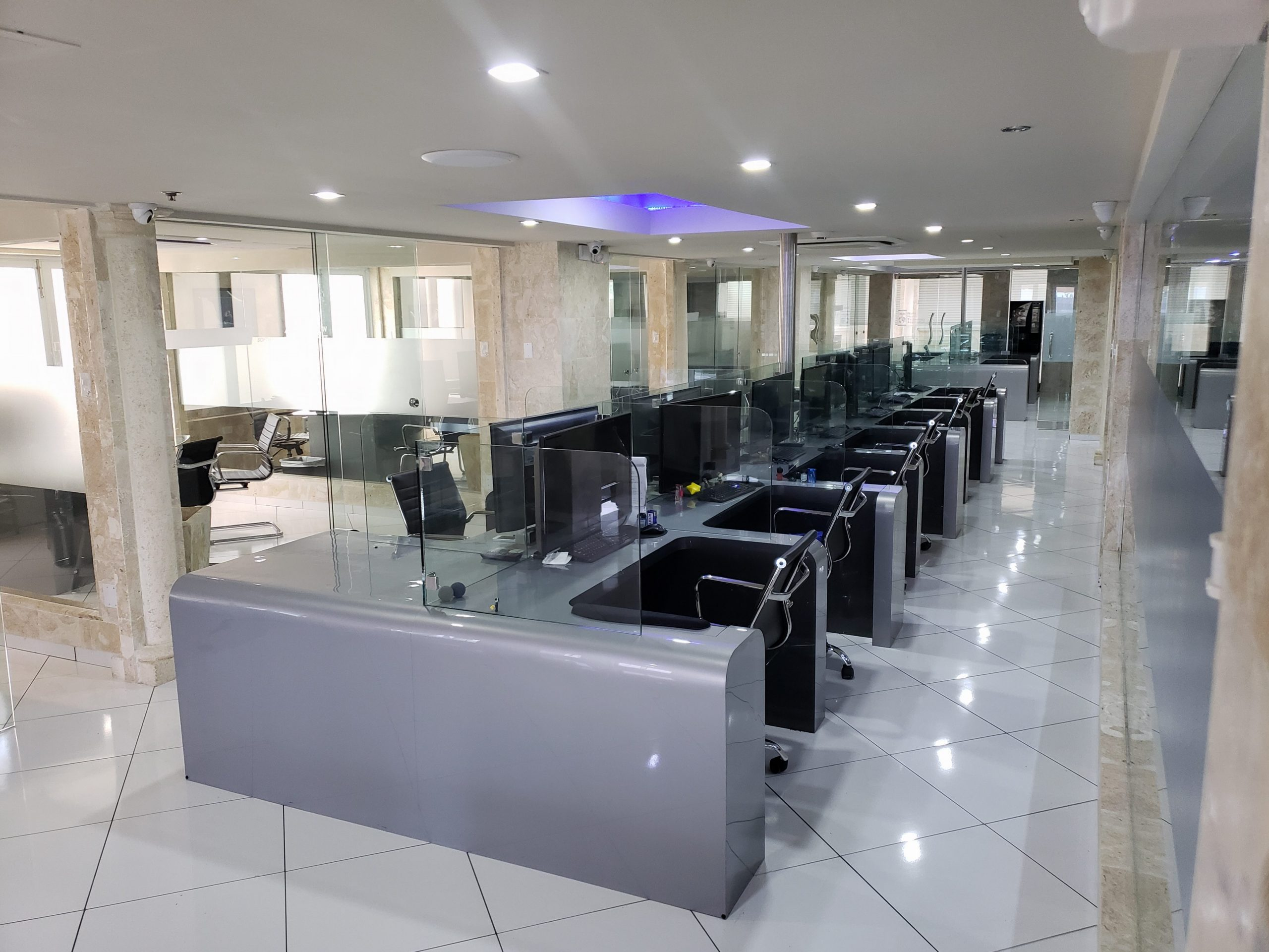 CIQA Shared Office Space