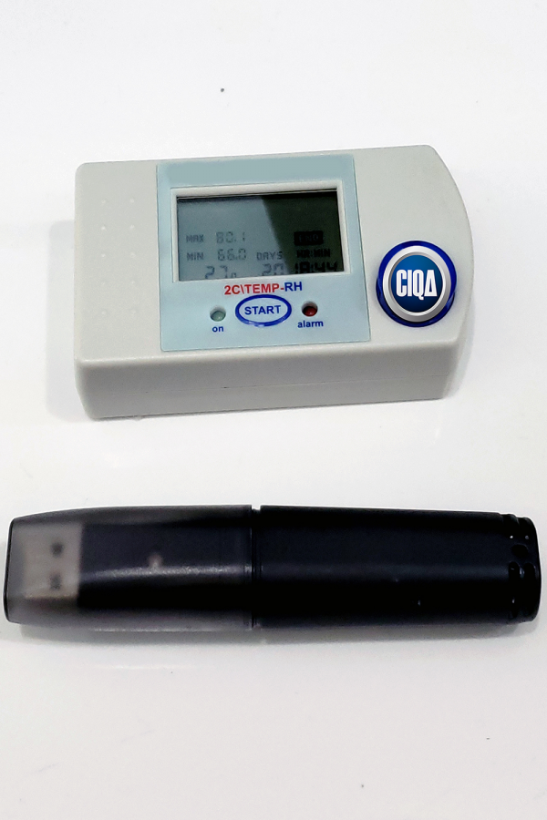 Rental Calibrated Temperature & Relative Humidity Data Loggers Fast Delivery