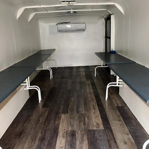 Mobile Office Spaces Trailer 1