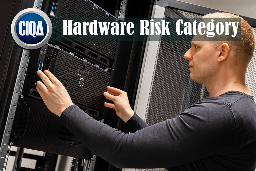 How to determine the GAMP Hardware Risk Category?