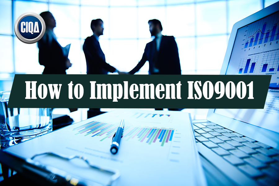 How to Implement ISO9001 in 5 Steps
