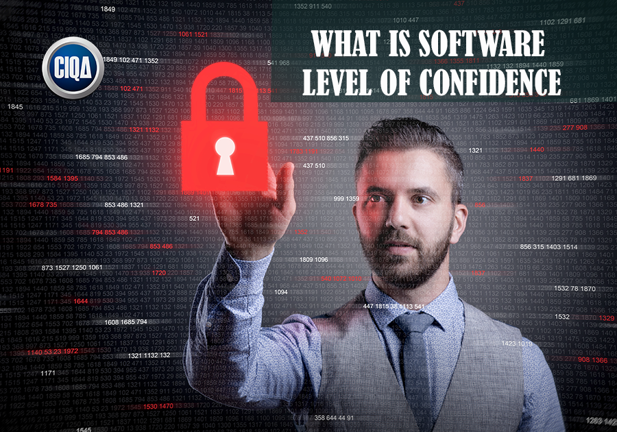 What is the Software Confidence Level?