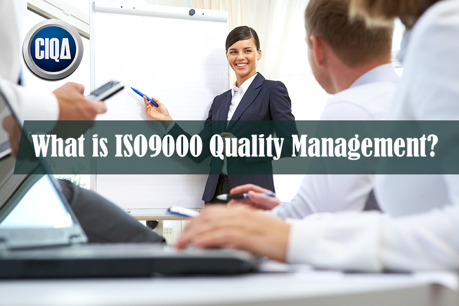 What is ISO9000 Quality Management?