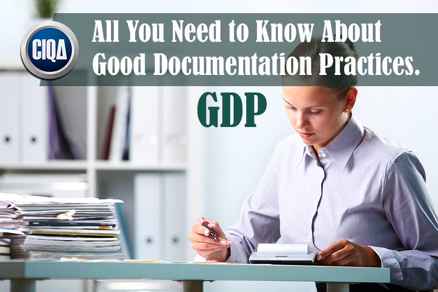 All You Need to Know About Good Documentation Practices GDP.