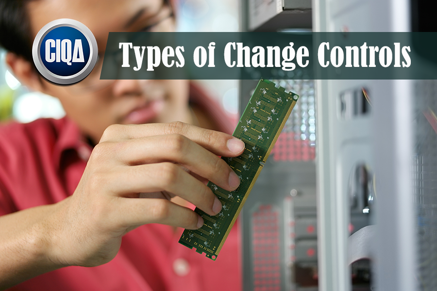 What Types of Change Controls Exist as per ICH Q10?