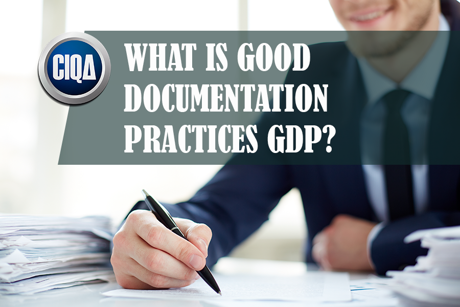 Learn What is Good Documentation Practices GDP in 4 Steps?