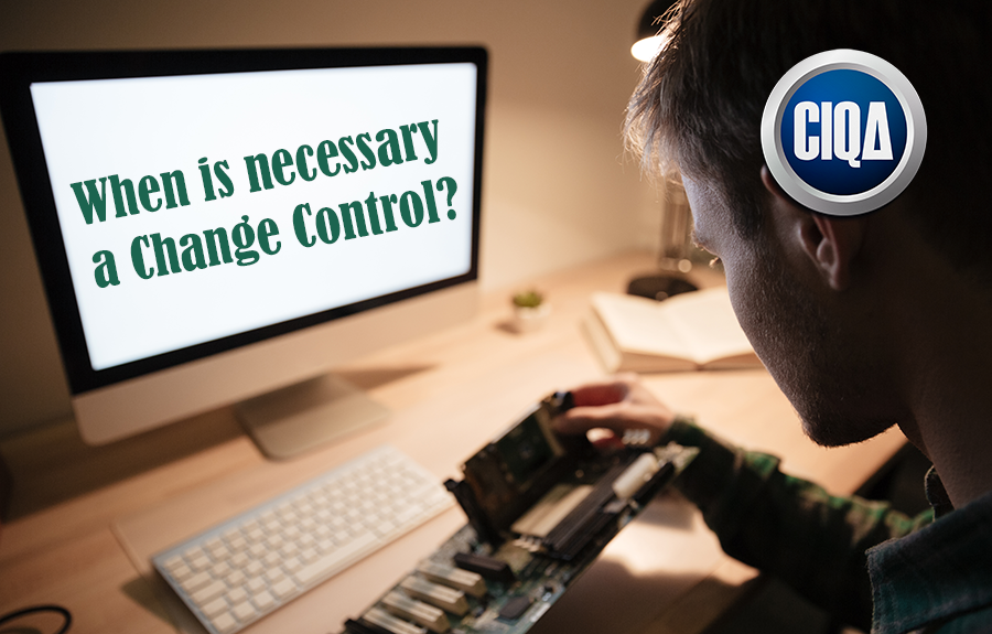 When is Necessary a Change Control Request?
