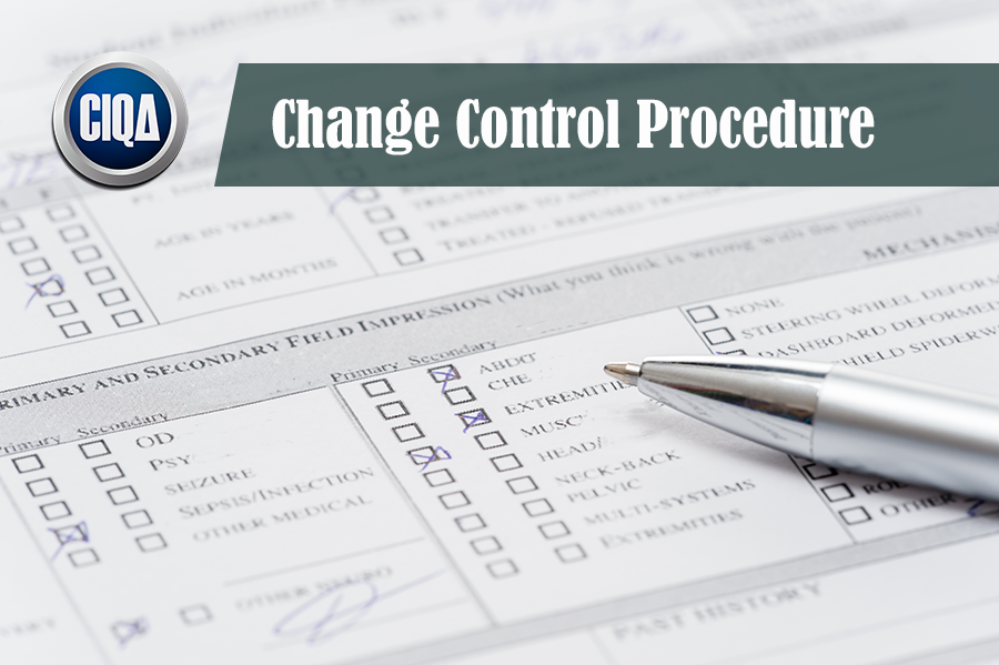How to Create a Change Control Management Procedure?