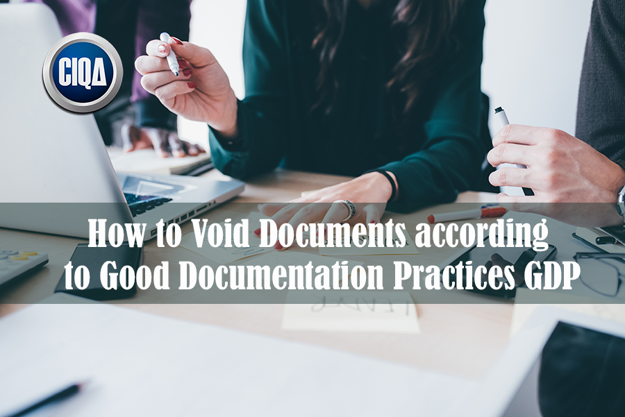 Voiding GDP Documents in 4 Steps.