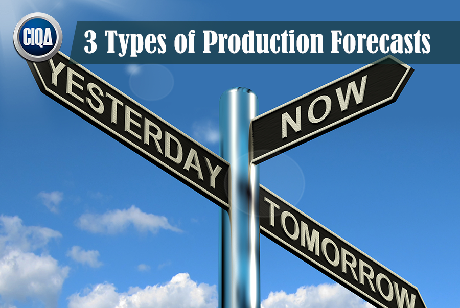 Top 3 Types of Production Forecasts in Lean Manufacturing.