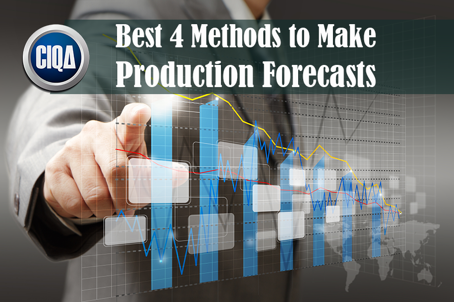 Best 4 Methods to Make Production Forecasts