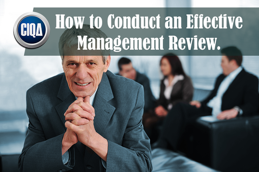 How to Conduct an Effective Management Review Meeting in 5 Steps.