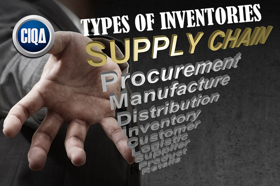 The 8 most common types of Inventories