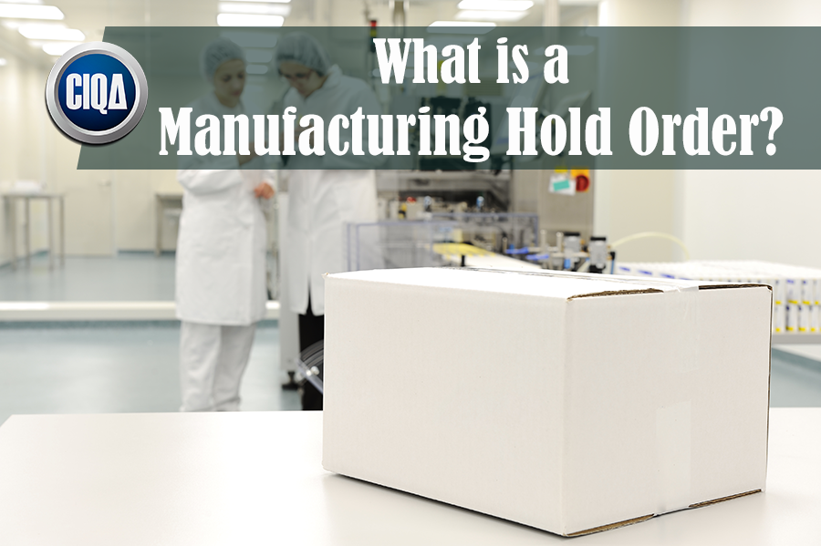 Understanding What is a Hold Order in Lean Manufacturing.