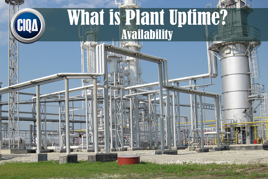 What is Plant Uptime Availability in Terms of Lean Manufacturing?