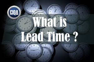 What is the Lead Time