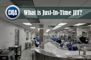 what is just in time as per process excellence