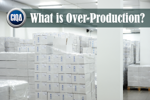 what is over-production as lean manufacturing