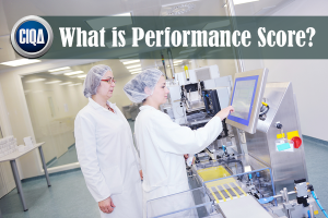 What is performance score and how to calculate OEE