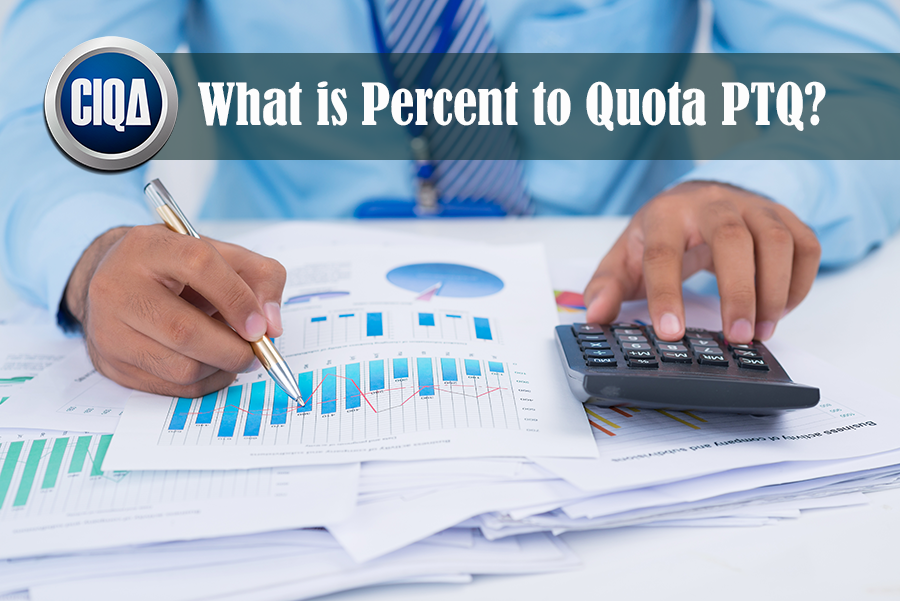 What is Percent to Quota PTQ?