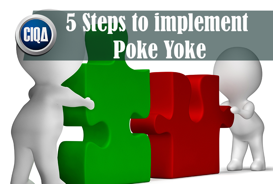 how to implement poke yoke in 5 steps