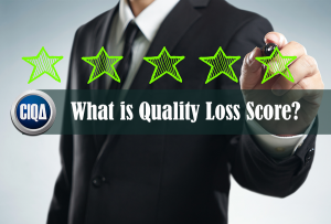 what is quality loss score