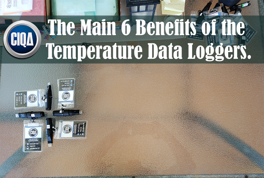 Advantages of the temperature data loggers for thermal mapping and validation studies