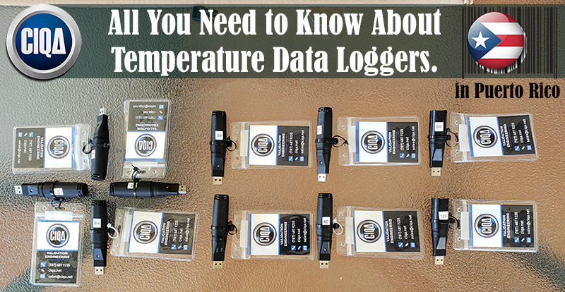 About Temperature data loggers rental puerto rico