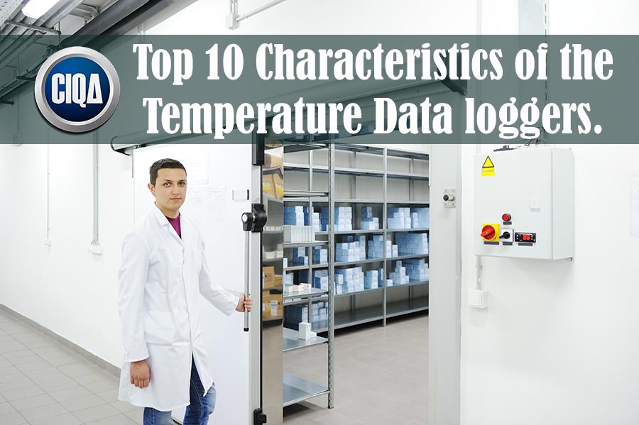 Characteristics of the Temperature Data loggers