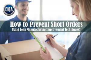 How to Prevent Short Orders