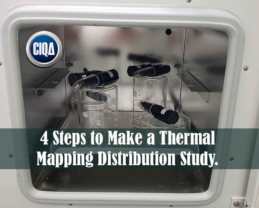 How to Make a Thermal Mapping Distribution Study in 4 Steps.
