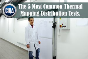 THERMAL MAPPING DISTRIBUTION TESTS