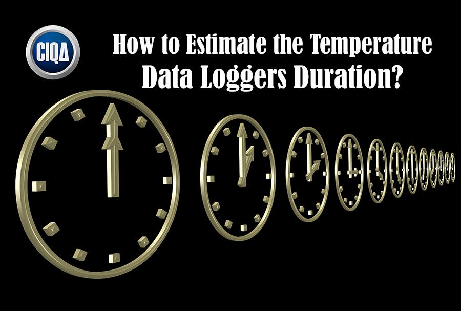 Temperature Data Loggers Duration