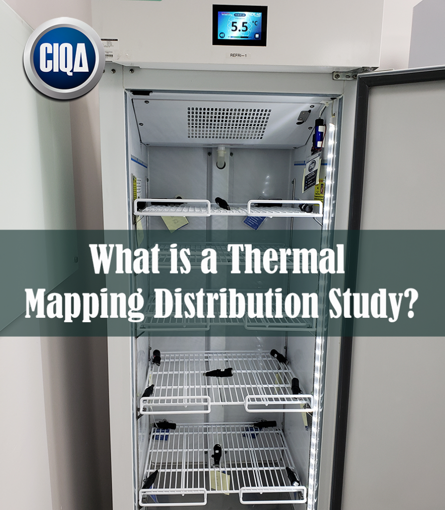 Thermal Mapping Distribution Studies