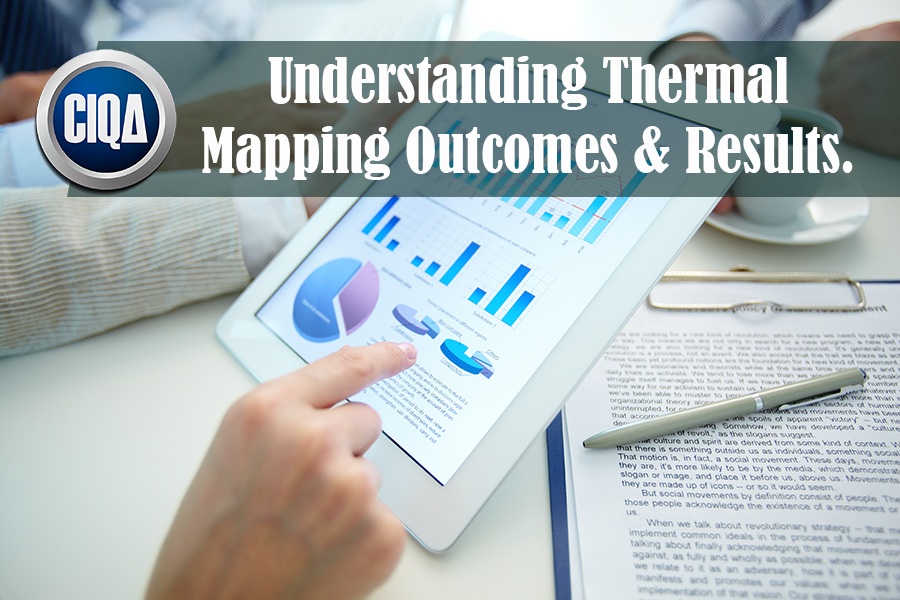 Understanding Thermal Mapping Outcomes Obtained During Validation.