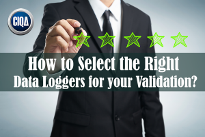 how to select the best temperature data loggers for your validation