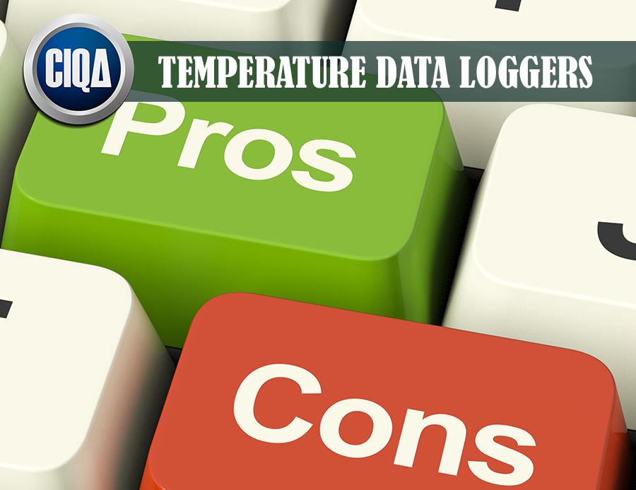 pros and cons of the temperature dataloggers