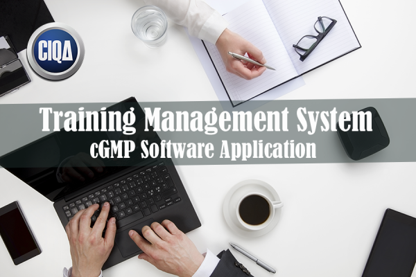 Training Management System software application