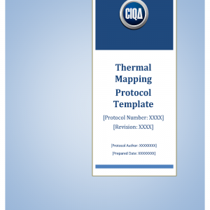 Thermal Mapping Protocol Template – Download Validation Document