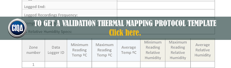 TO GET A Validation Thermal Mapping Protocol Template - Banner